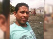Carlos Ramírez, de 34 años, y natural de Santa Marta, asesinado de dos tiros, uno en la cabeza y otro en la espalda | José Puente y Bladimir