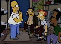 Homero va a la universidad para poder conservar su empleo | YouTube