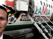Miguel Quiroga era piloto de la aerolínea. Murió en el accidente que dejó 71 muertos  LaMia | Infobae