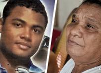 na Luz Marina Prestán no oculta su tristeza y angustia en la que vive día tras tía por el secuestro de su hijo Édgar Torres. | AL DÍA