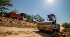 Proyecto Vial Puerta de Hierro – Palmar de Varela y Carreto – Cruz del Viso