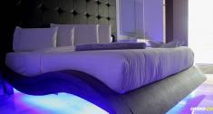 En el motel Ellysium Inn, en Bogotá, está la no tan conocida cama con movimiento pélvico, una de las atracciones más innovadoras de este sitio | Soho
