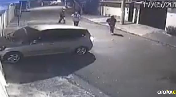 Captura de video   Al Día