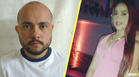 Juan Ricardo Carvajal Vargas, de 30 años, y por su pareja Laura Marcela Guarín Gómez, de 22.   Al Día