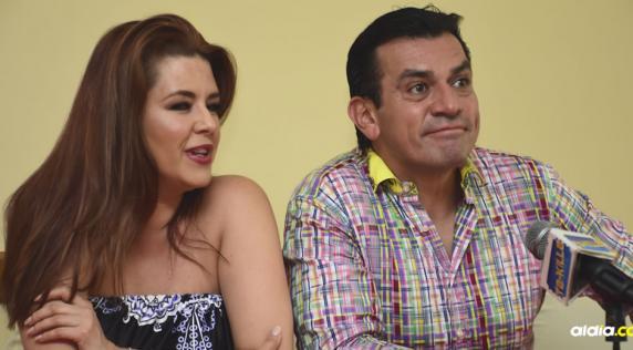 Jorge Salinas protagoniza junto a Alicia Machado la comedia 'Googbye Charlie'.
