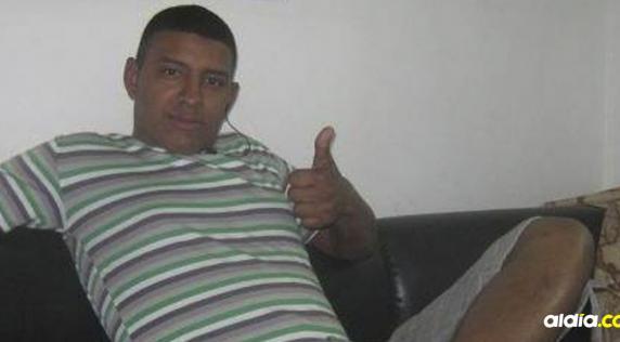 Samir Antonio Balza Calle, víctima mortal.