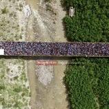 Los pasos entre el estado venezolano de Táchira y el colombiano de Norte de Santander fueron cerrados el 19 de agosto del año pasado por orden del presidente Nicolás Maduro | La Opinión