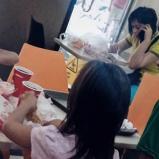 El hombre quiso invitar a las niñas a comer para celebrar el grado de su hija menor | Cortesía