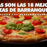 Hay de todos los tamaños, sabores y formas. Barranquilla es una ciudad de pizzas exquisitas pero cada uno tiene sus favoritas. ¡Elijan las suyas! | ALDÍA.CO