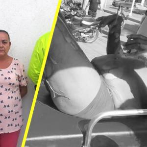 La Sijín aprehendió a Teresa de Jesús Ruíz López, indiciada por la muerte de su pareja, Edinson Reyes Galindo, al que prendió en llamas con alcohol.