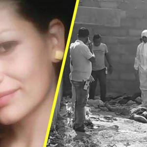 El cuerpo de la mujer fue encontrado en un callejón y en los alrededores estaban las piedras que usaron para matarla.