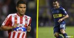 El argentino dejó con la mano 'estirada' al jugador del Junior el pasado 2 de mayo en el estadio Metropolitano   Al Día