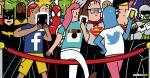 Instragram, Snapchat, YouTube, Facebook y Twitter crean un efecto negativo en las personas | Cortesía