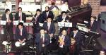 Ocho años duró Álvaro Cabarcas en Grupo Niche. Aquí se le observa en el piano, mientras Varela y Tito Gómez cantan. | Archivo