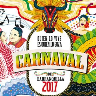 Esta es la imagen promocinal del Carnaval de Barranquilla | Carnaval SA