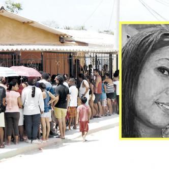 En el interior de la vivienda situada en la carrera 9A No. 98D - 130, Las Malvinas, fue hallado el cadáver de Ana Sánchez   Foto: Al Día