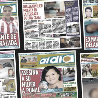 En el primer trimestre del año se perpetraron 150 crímenes (51 en enero, 53 en febrero y 46 en marzo).   Foto: AL DIA