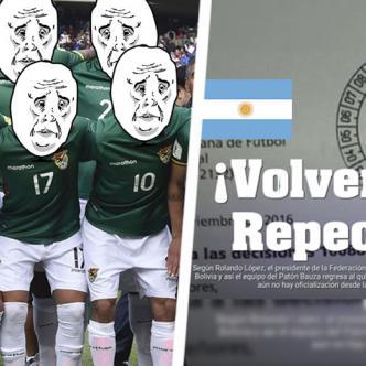 Un error en la interpretación de una carta dirigida a la Federación Boliviana de Fútbol desató un ridículo en cadena en el que también cayó Argentina   Twitter