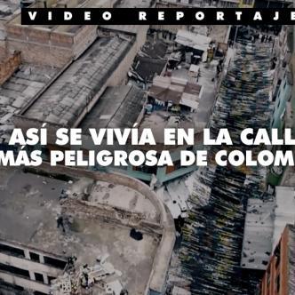 El documental español En Tierra Hostil pudo entrar como pocos medios en el Bronx y estas son algunas de las imágenes de lo que se veía allí.