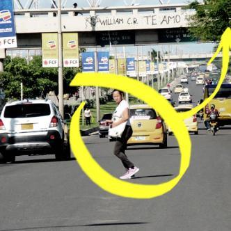 Este año han muerto 34 personas arrolladas por vehículos. La Circunvalar y la 17 son las calles con más casos: 5 en cada una. | Jhonny Olivares