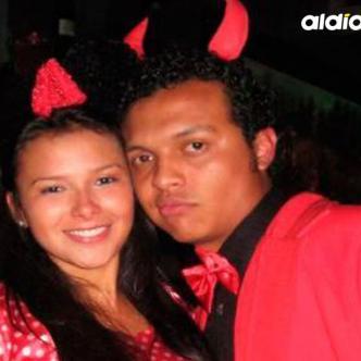 Luis Andrés Colmenares y Laura Moreno.
