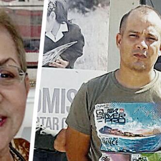 Johnny Cabrera Rodríguez fue enviado a la cárcel Modelo por el asesinato de su tía Blanca Luz Rodríguez Jaramillo. | AL DÍA