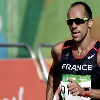Yohann Diniz era uno de los favoritos para llevarse el oro en Río 2016 | Google
