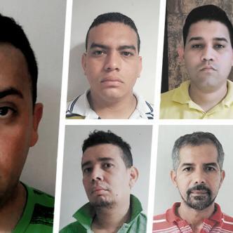 Un subteniente de la Policía, dos patrulleros y cuatro civiles fueron capturados. | AL DÍA