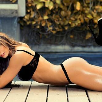 Esperanza Gómez es la actriz porno mejor pagada de Latinoamérica. | Foto: Playboy México