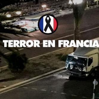 Un camión lanzado contra una multitud durante los festejos del 14 de julio, fiesta nacional francesa   Twitter