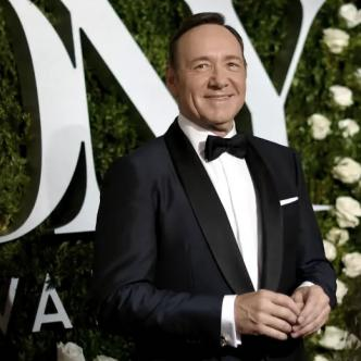 Kevin Spacey durante una velada de los premios Tony | Mike Coppola / Getty Images