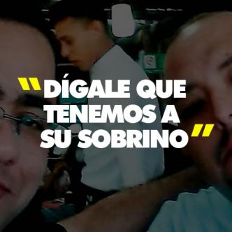 Jorge Andrés Pérez y a la derecha el mexicano apodado 'El Gordo', en la ciudad de Mérida. | Archivo