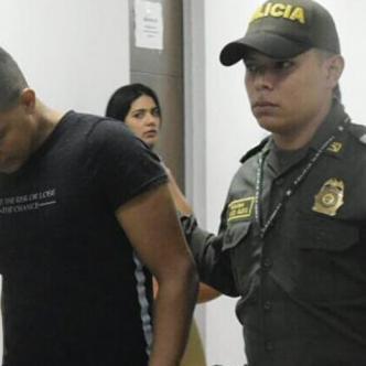 David Gutiérrez Roncancio, señalado de maltratar físicamente a su pareja sentimental | Rafael Polo