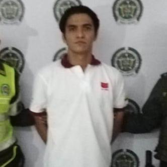Jorge Armando Rodríguez Ayala está acusado del delito de demanda de explotación sexual y comercial con menor.