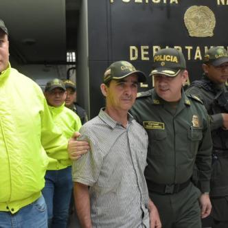 Leonardo Antonio Sánchez Rivera, ganadero liberado.