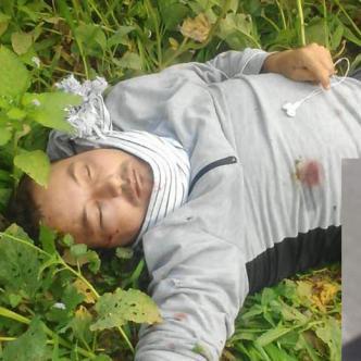 Juan Fernando murió de manera inmediata debido a los ocho balazos que recibió.