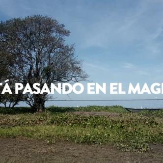 Los cuerpos de las mujeres fueron hallados en la Ciénaga de Chilloa en el departamento del Magdalena   Cortesía
