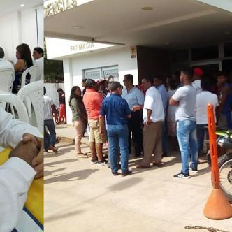 El jurista Reyes Eduardo Sánchez recibió la medida de aseguramiento intramural por la muerte de la docente Nelly Rodríguez de Masón tras accionar un arma de fuego en una pelea.