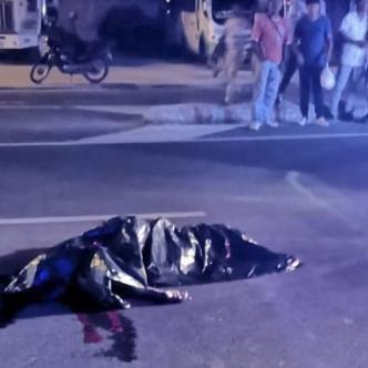 El Domingo de Resurrección Yesenia Rivero Muñoz, de 18 años, fue víctima de un automóvil 'fantasma' (Santa Marta).