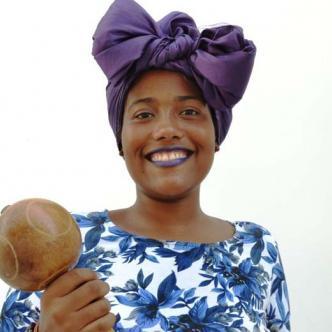 Ada Rodríguez asegura que el bullerengue es parte de su esencia y sus raíces negras.