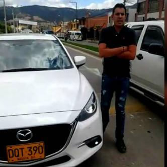 El acto de intolerancia se presentó en el municipio de Cajicá, Cundinamarca | Twitter