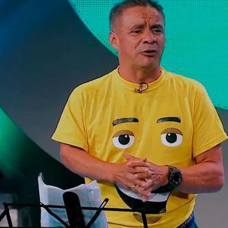 Durante 26 años, el famoso humorista Juan Ricardo Lozano, conocido por sus personajes de 'Alerta' y el 'Cuenta Huesos', alegró a los colombianos con sus chistes y noticias insólitas   Captura de Pantalla
