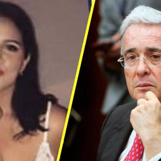 Andreína Vargas está en problemas por culpa de un trino en su cuenta, en el que se amenazó al senador Álvaro Uribe. | Al Día