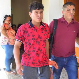 Se declaró la mañana de este lunes la legalidad de la captura de Arnulfo Andrés Mejía Arias.
