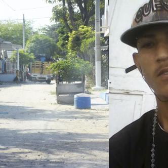 John Freddy Mantilla Escorcia tenía 21 años, era cobradiario y no dejó hijos.