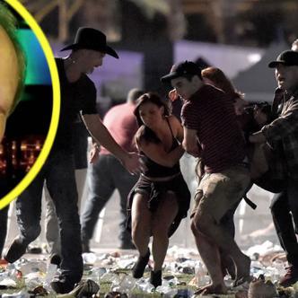 Stephen Craig Paddock realizó el atentado durante un evento de música country | AFP