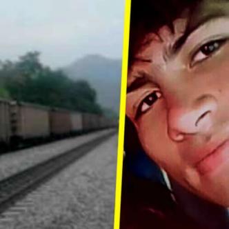 El obrero de finca Waldemis Galet Agudelo Cortez, de 20 años, murió tras ser atropellado por la locomotora de un tren en Orihueca (Zona Bananera) | AL DÍA