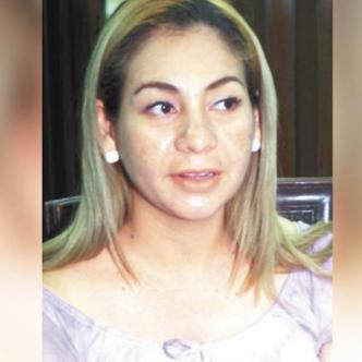 Dignoris Pérez, víctima de atentado.   Archivo