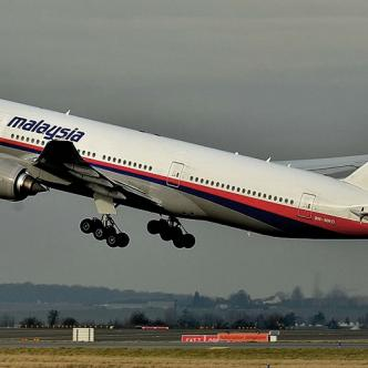 El vuelo MH370 desapareció misteriosamente en el mar de Malasia | Wikipedia