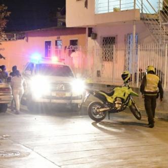 Los hechos ocurrieron en este sector del barrio Costa Hermosa, de Soledad.   Jesús Rico